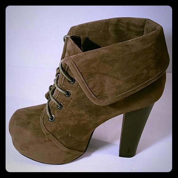 e0f61f5c2d Delicacy Shoes   Ankle Boot   Poshmark